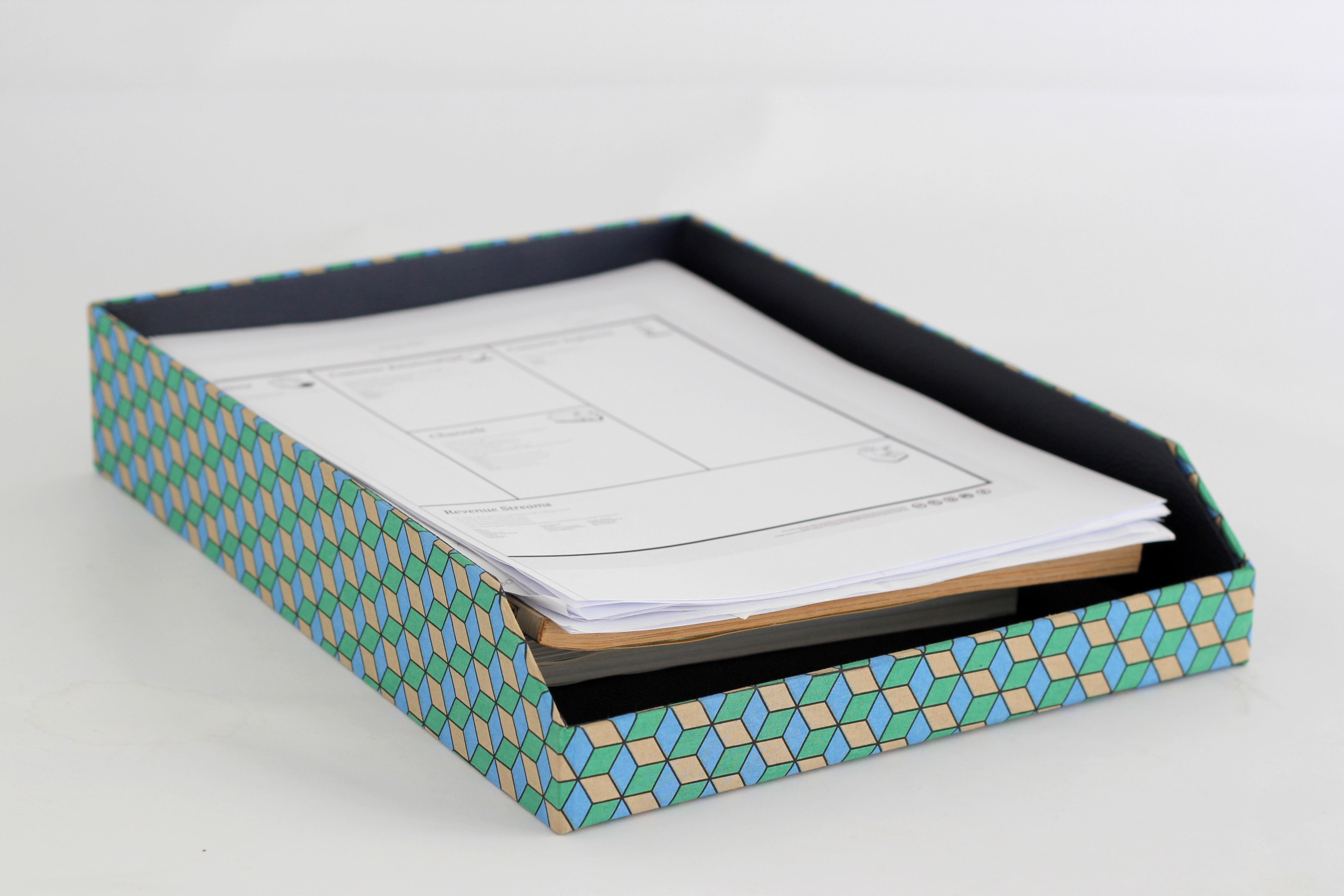 Garilanocraft u00bb Blog Archive u00bb Paper Tray