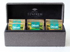 Dilmah 3 slot boxes for Hotel Tentrem