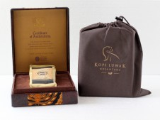Kopi Luwak Nusantara Peaberry Box Inside